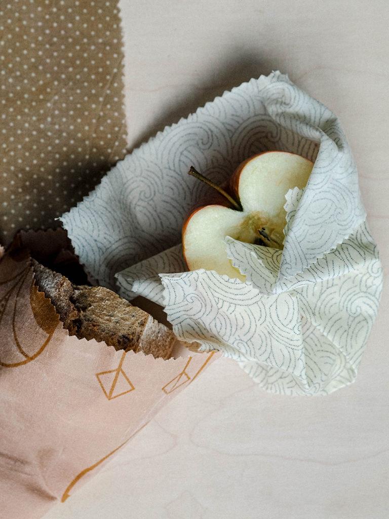 DIY Bienenwachstuch